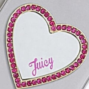 JUICY COUTURE PHONE MIRROR